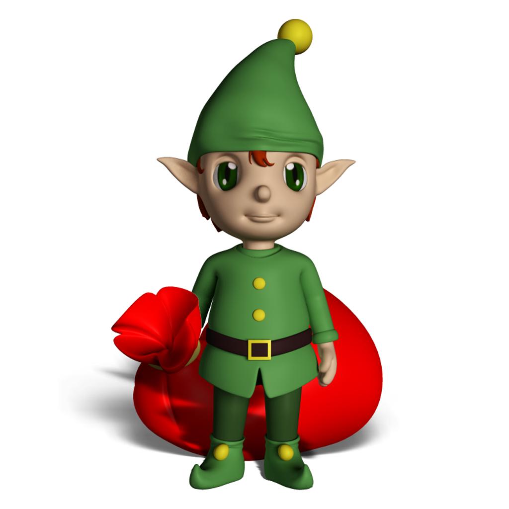 InstaElf! Santa's #1 Helper for iPhone