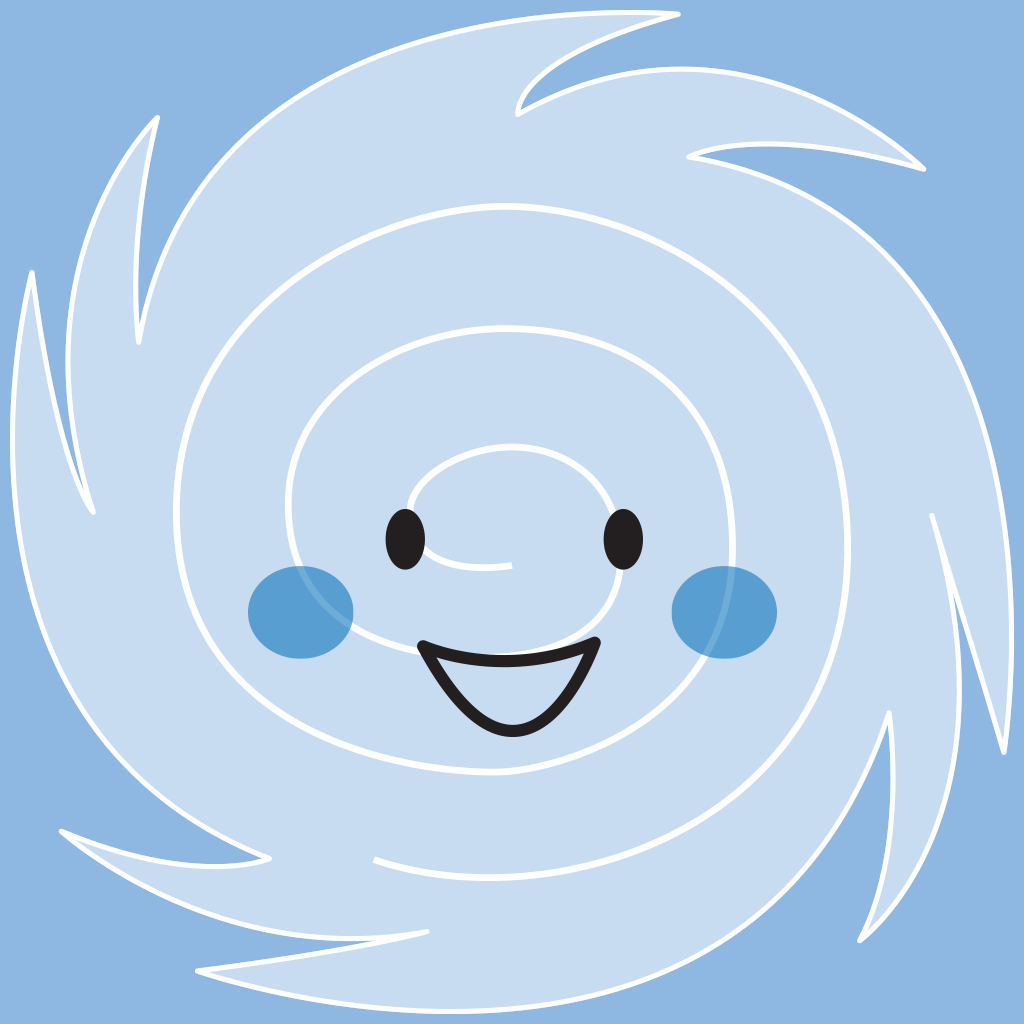 台風一家 icon