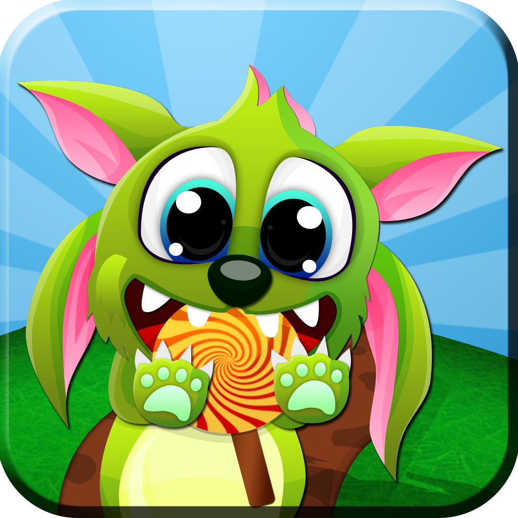 Monster Candy Run 2 - The Lost Temple icon