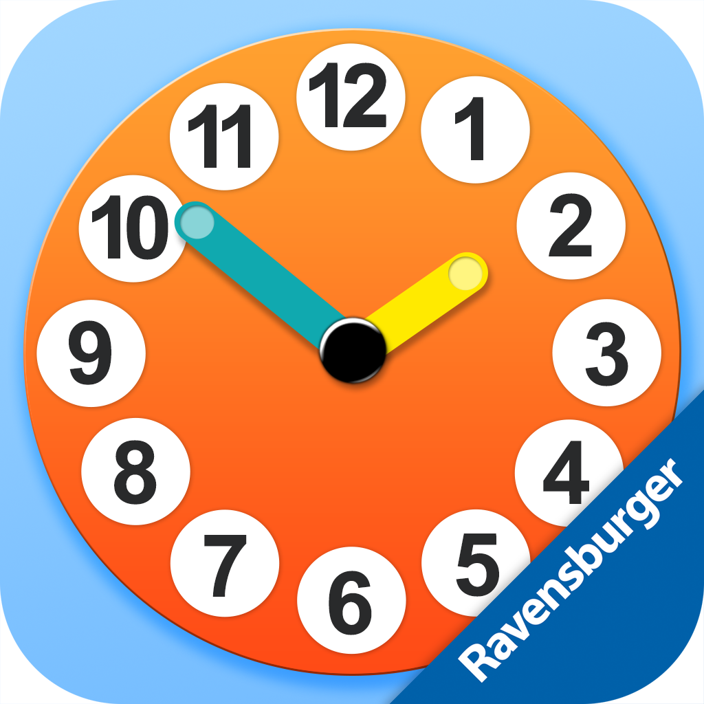 Telling time for Kids