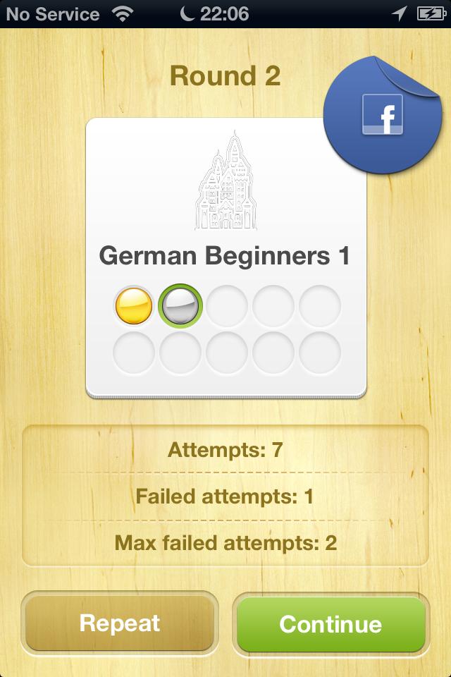 LearningSigns Screenshot