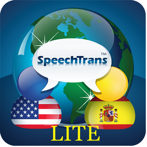 SpeechTrans Spanish English Voice and Photo Free Translator Powered by Nuance