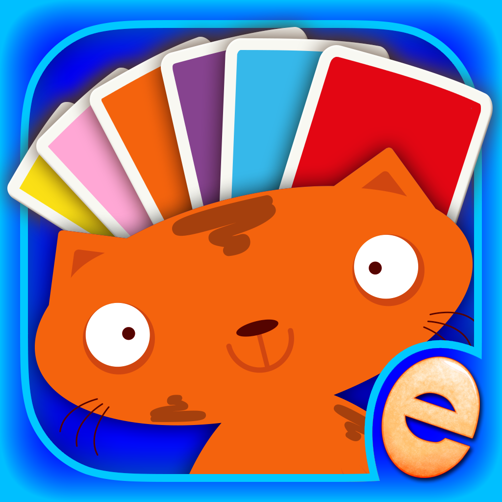 Colors Memory Match! Color Learning Game for Kids