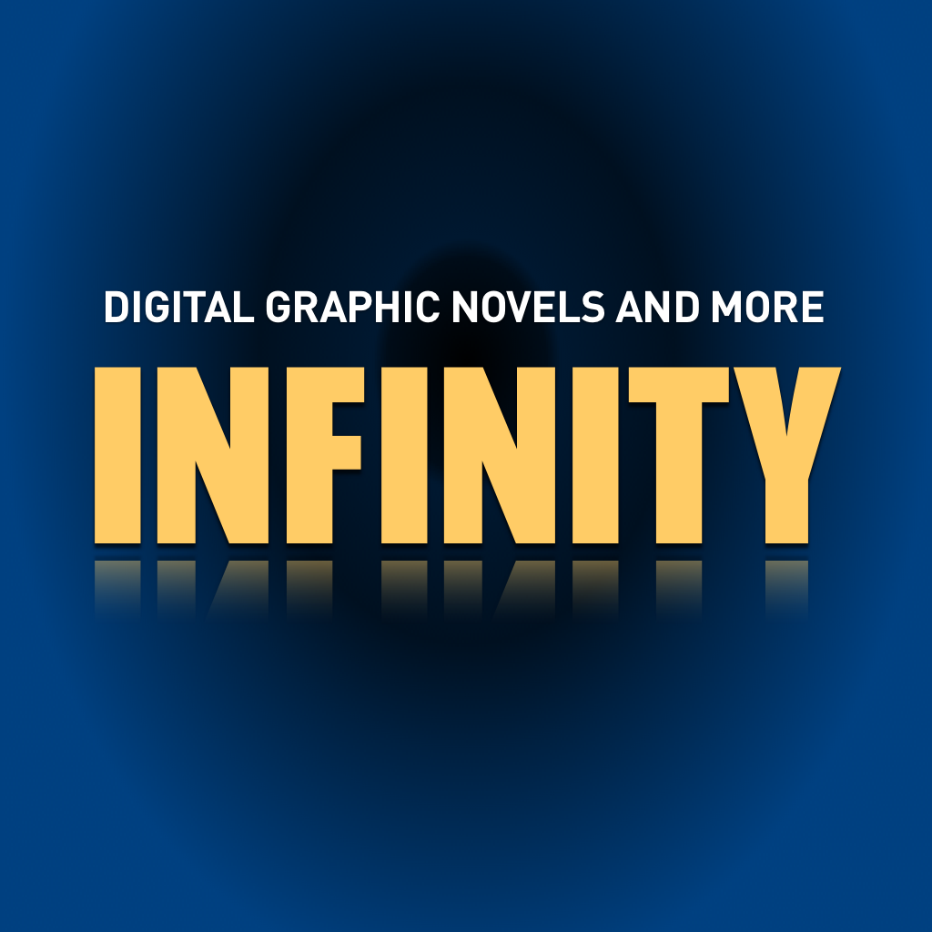 INFINITY Comic Fanzine Relaunched and Reinvented for iPad
