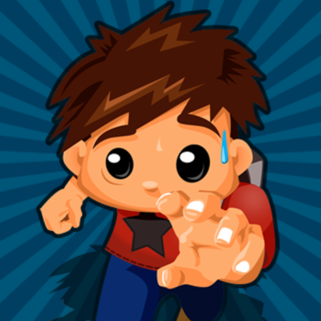 Pizzaboy Vs Zombie HD Lite icon