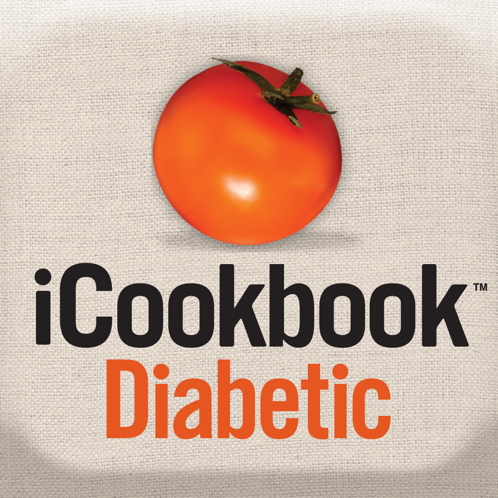 iCookbook Diabetic – Recipes and nutritional information plus health articles for people with diabetes