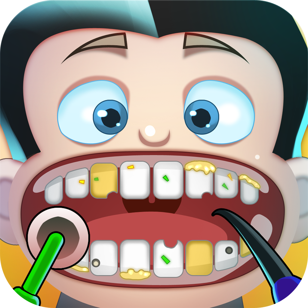 A Ceb Office Crazy Dentist: Teeth Doctor Emergency for Kids, Boys and Girls