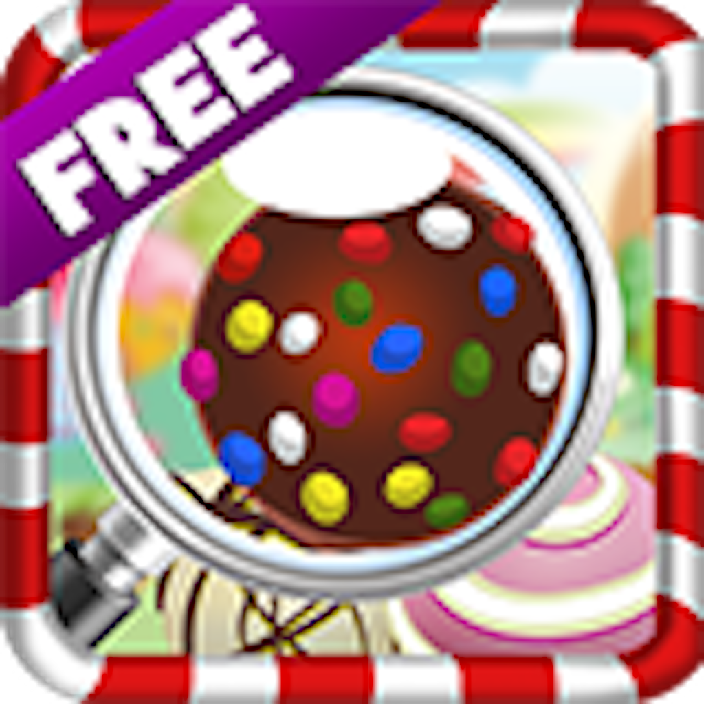Where's The Candy: Hidden Objects Sweet Mystery Saga Free