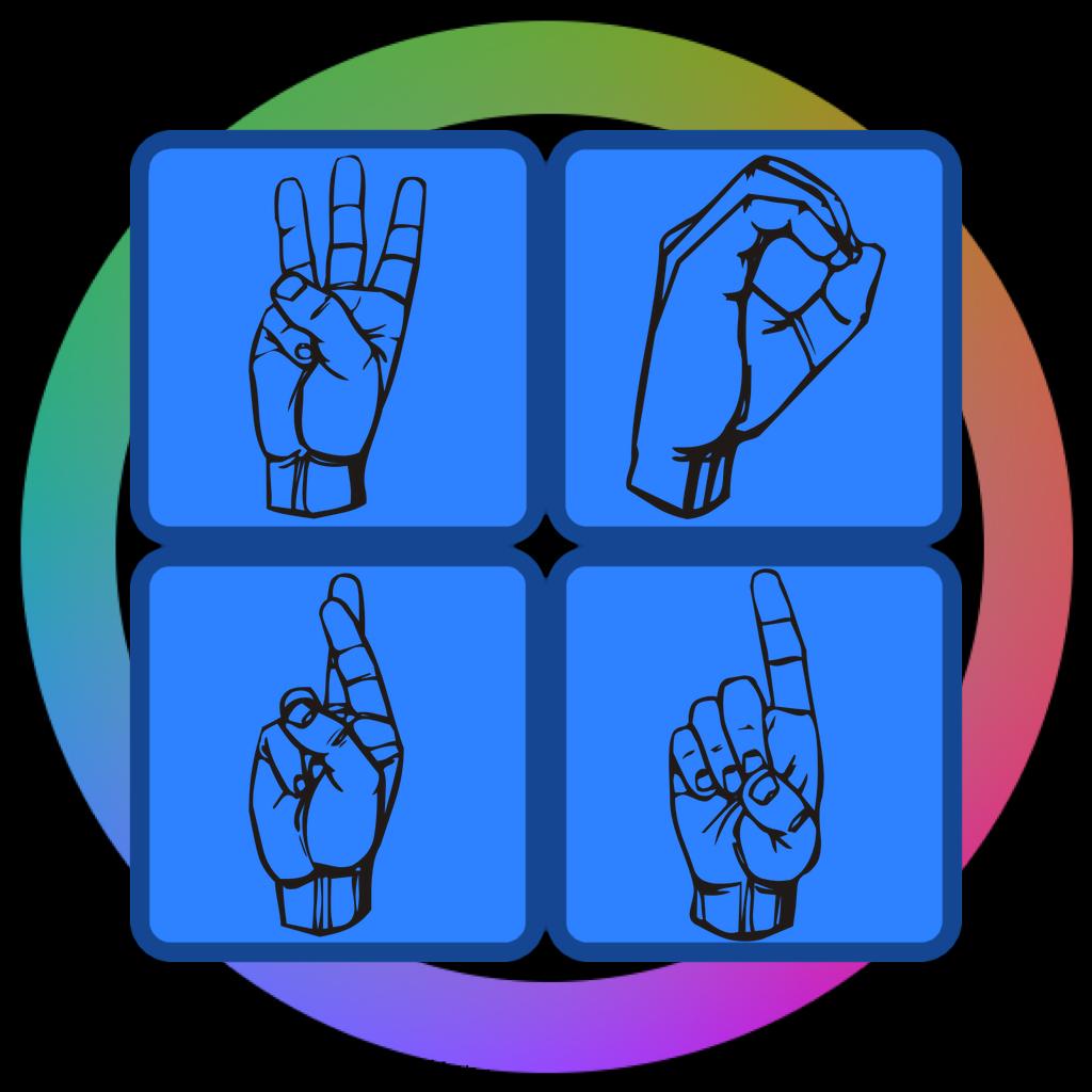 ASL Word Circle