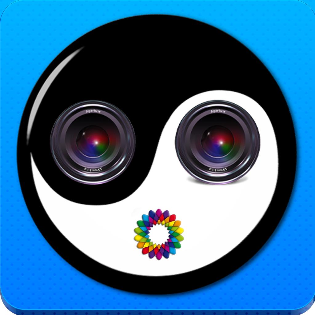 Funny Camera - Symmetry now!