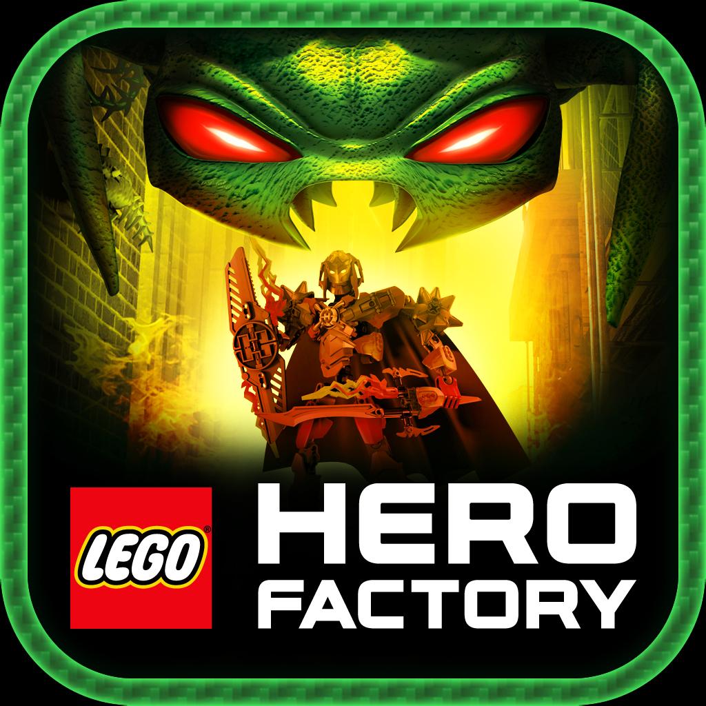 The Brains Are Back In Town In LEGO Hero Factory Brain Attack