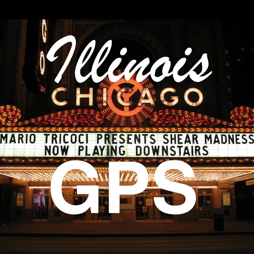 Chicago GPS Street View 3D-AR