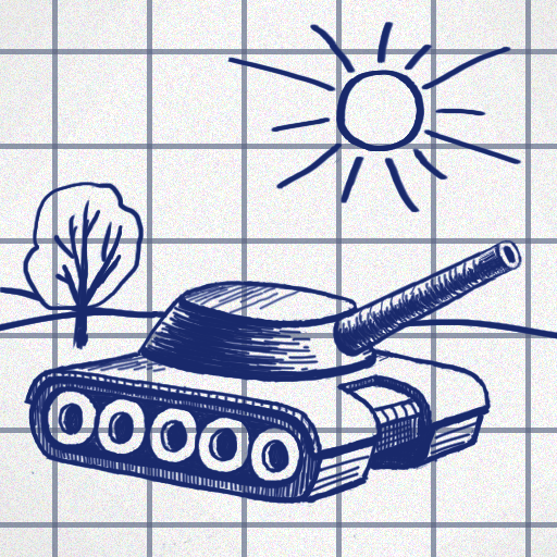Doodle Battle City