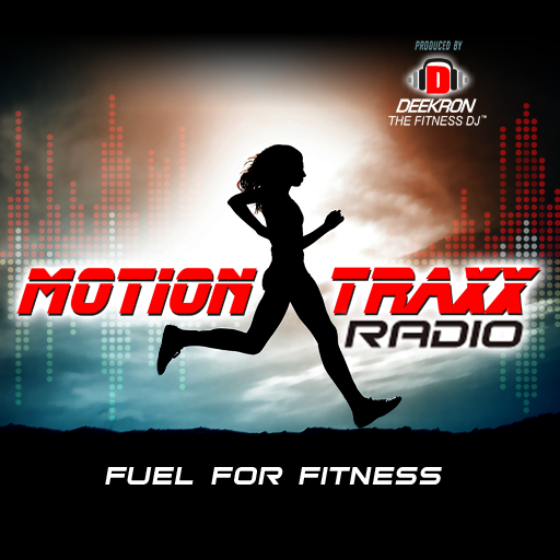 Motion Traxx Radio: Workout Music for Running and Exercise
