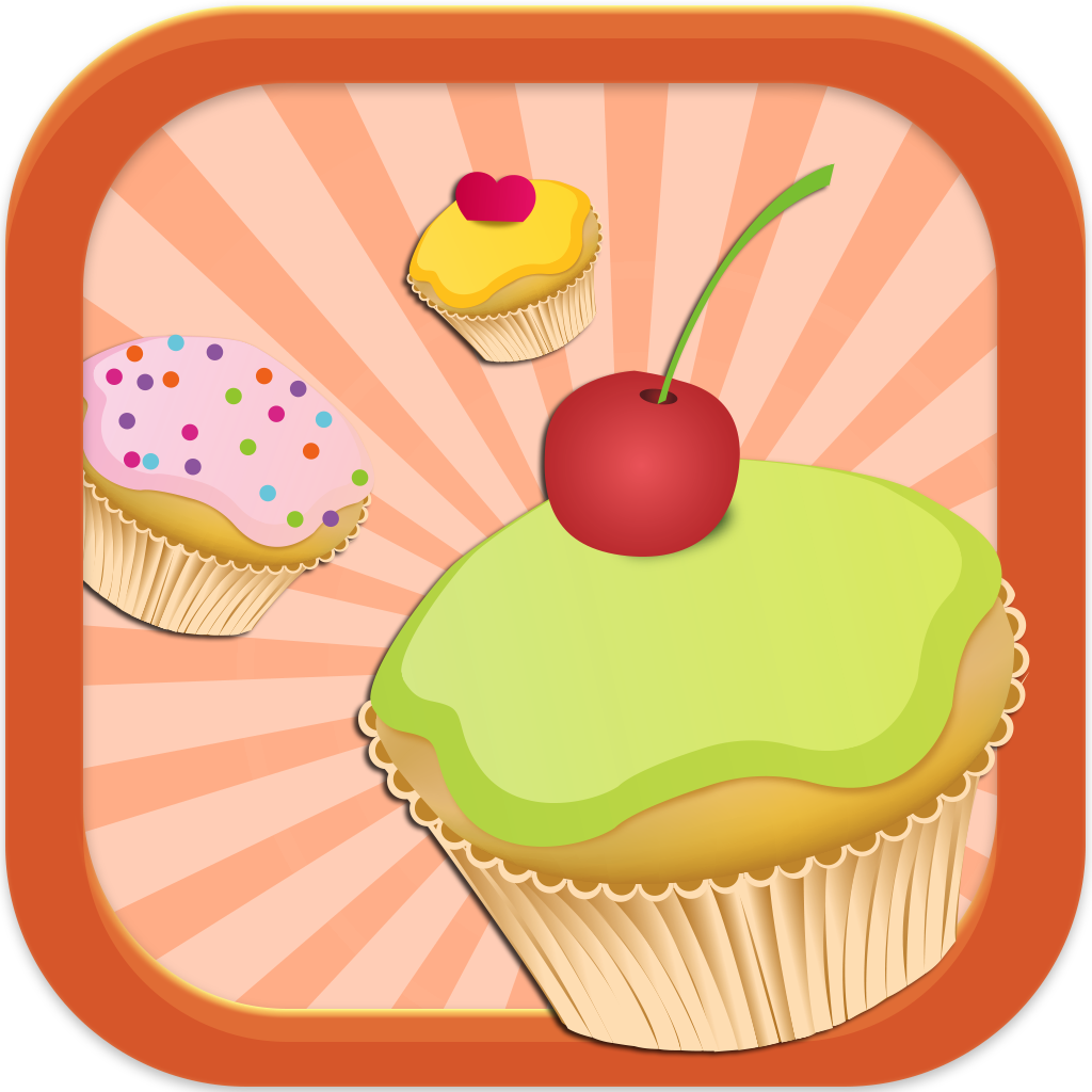 Amazing Chef Cupcake Maker - Crazy Food Bites Cooking Game for Kids - Full Version