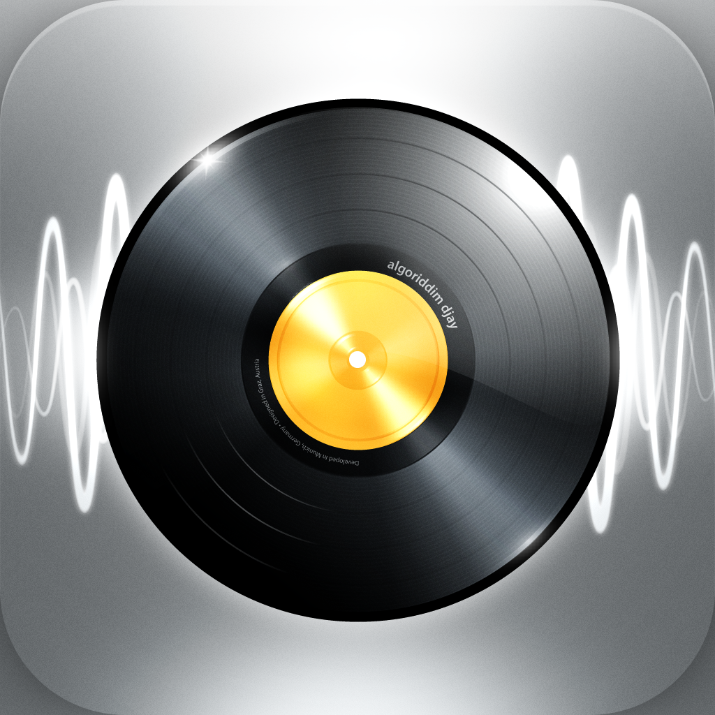 djay 1 for iPhone