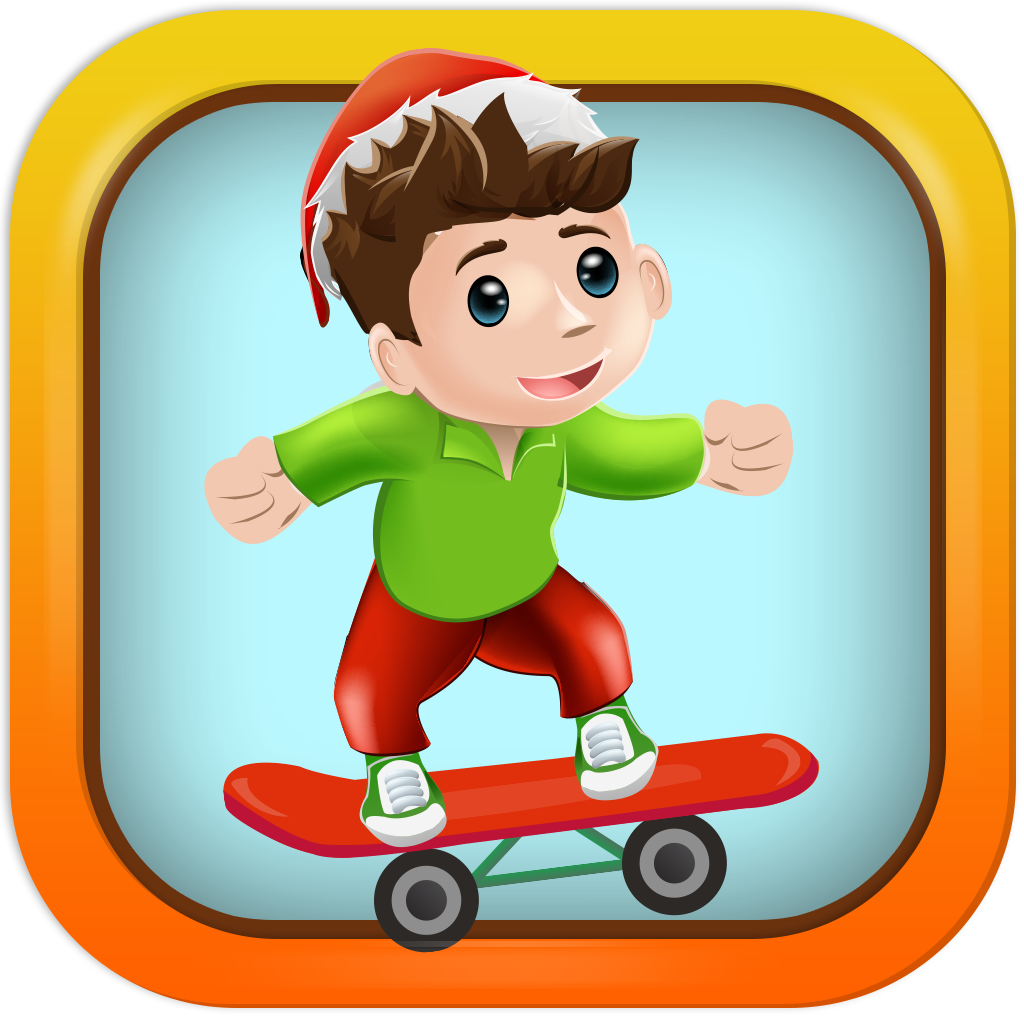 Awesome Cool kid Skating Fun Game - Full Version