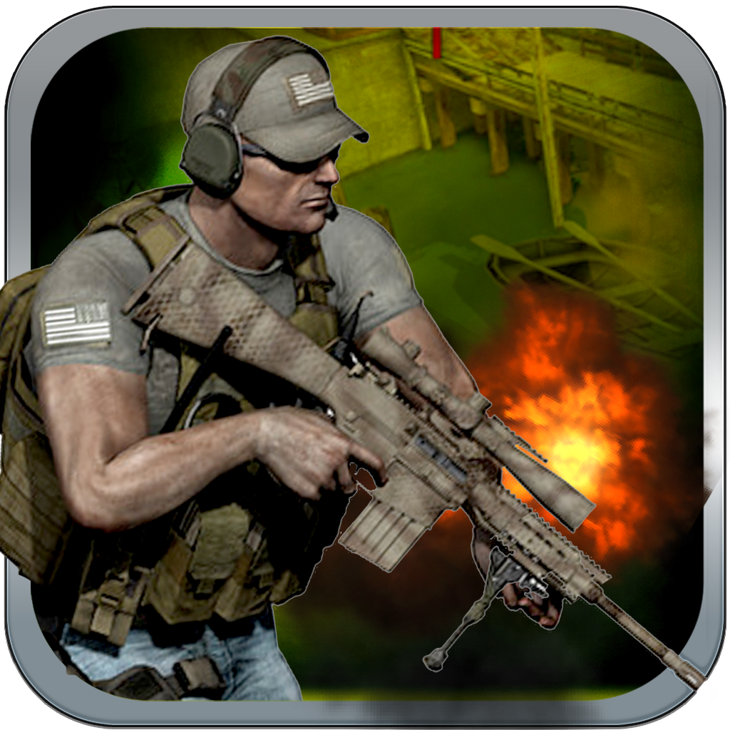 Army Combat Urban Warfare - Free Sniper Commando Games