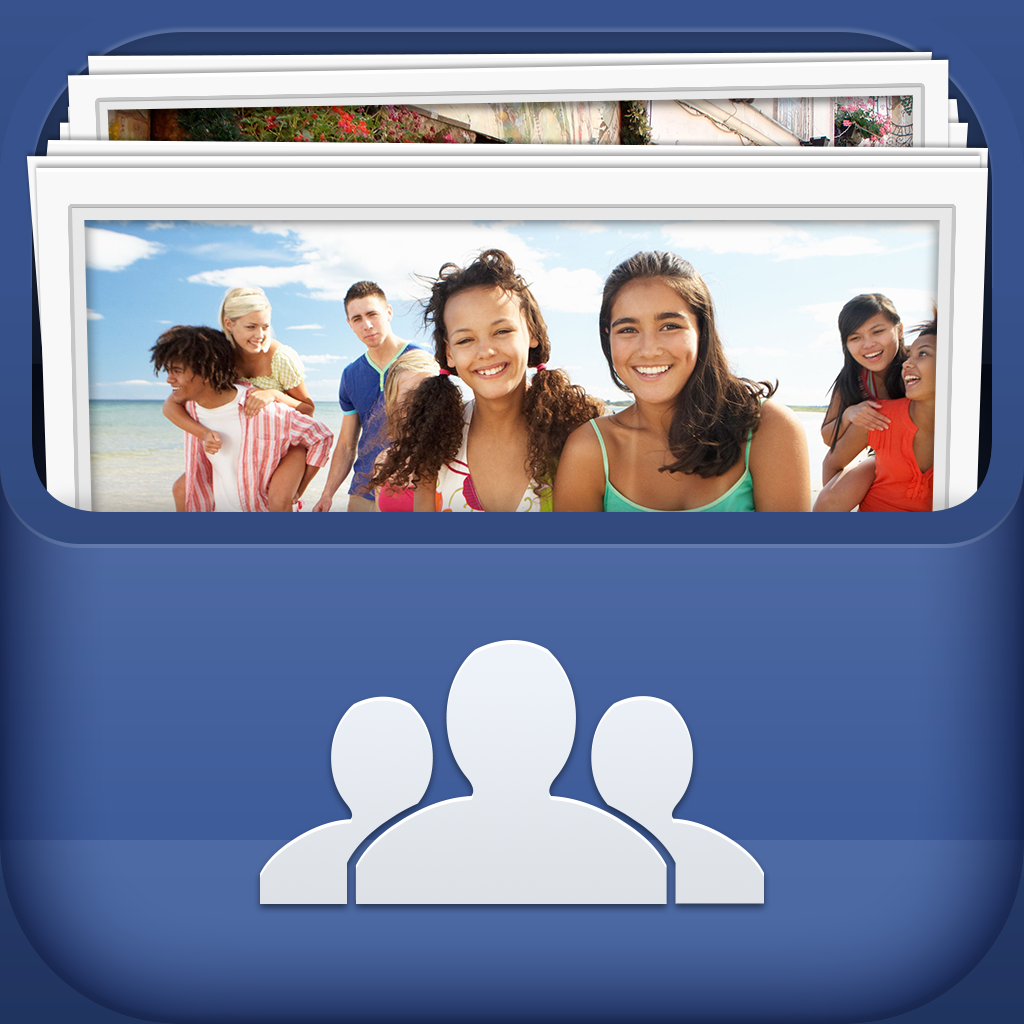 PhotoStackr for Facebook