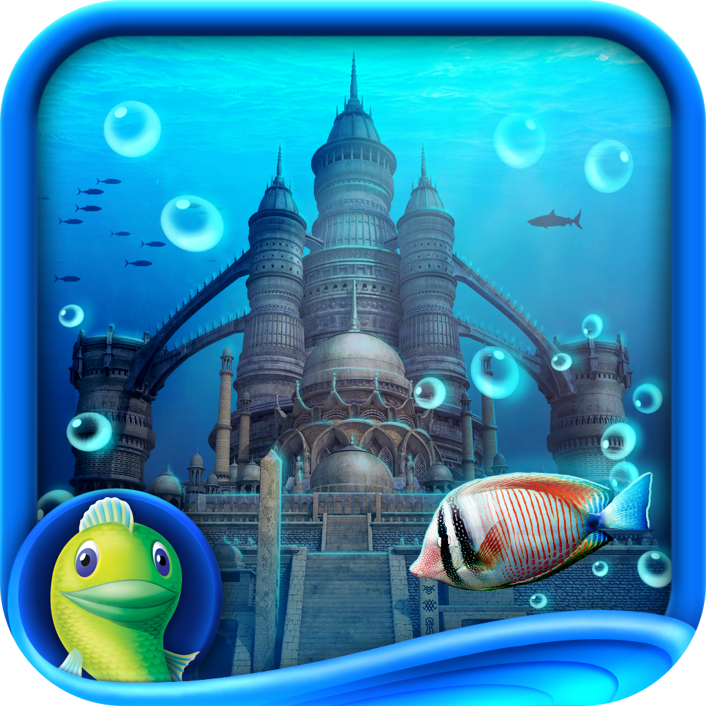 Eternal Journey: New Atlantis HD - A Hidden Object Adventure icon
