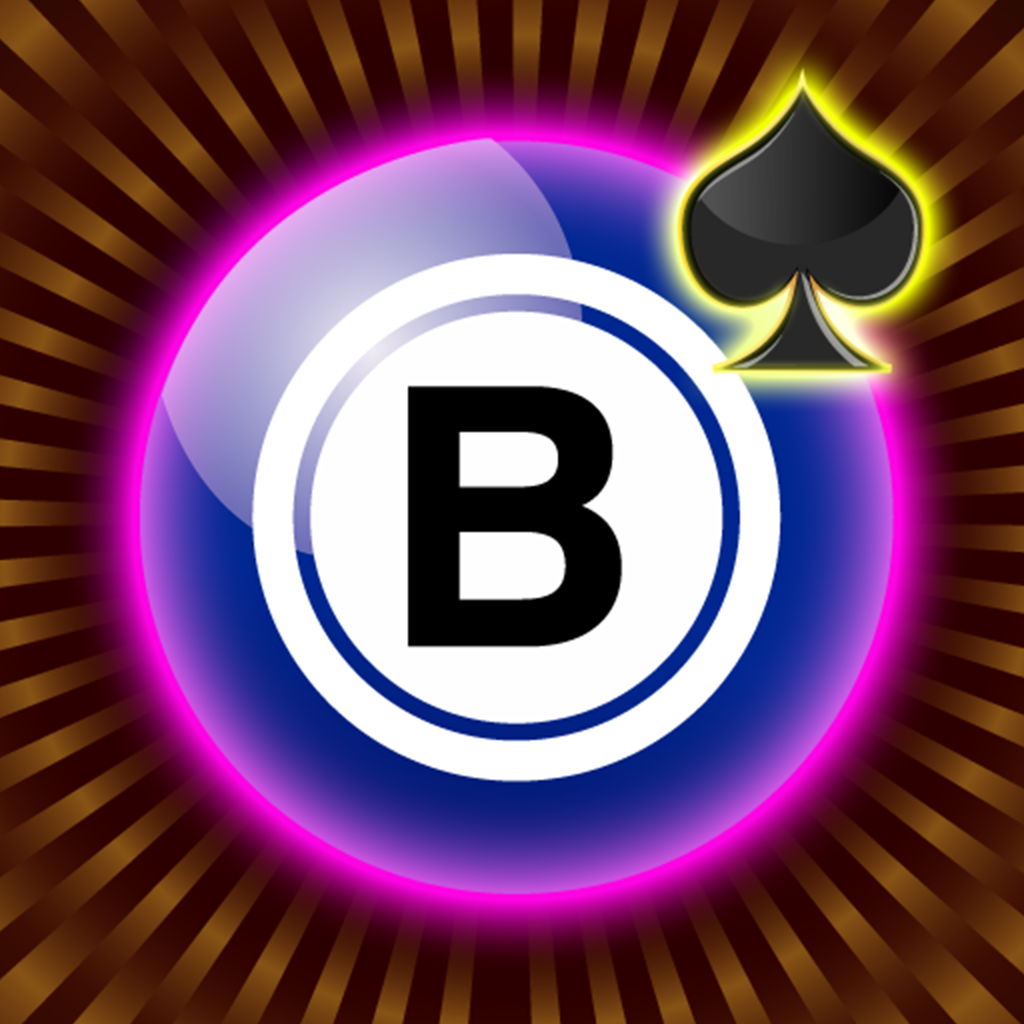 Apex Bingo Casino with Slots, Joker Poker, Classic Blackjack, Vegas Roulette and Prize Wheel of Fun and Fortune! by Better Than Good Games icon