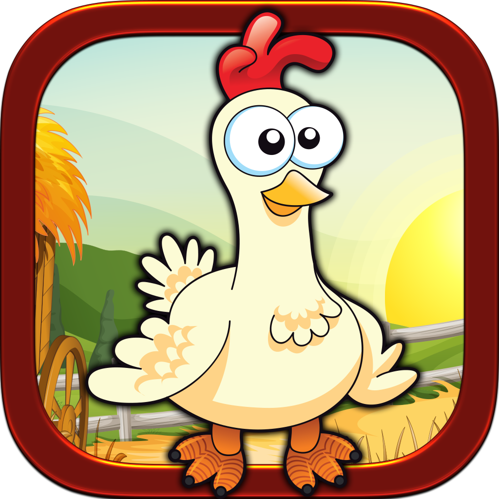 Chicken Farm Egg Baby Drop - Full Version