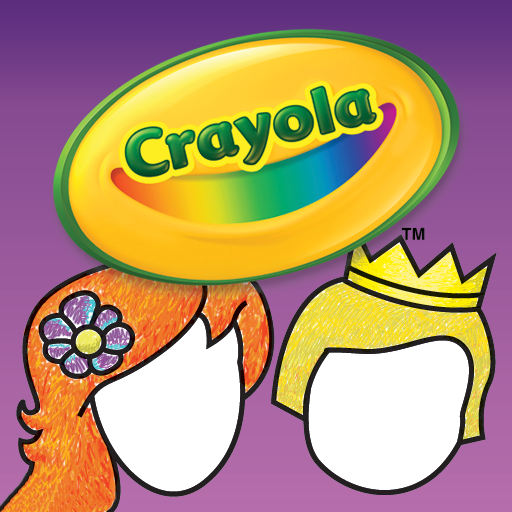 Crayola Silly Face Swaps HD
