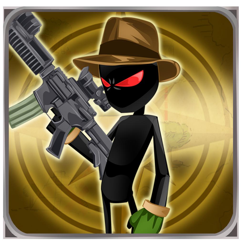 A Stickman Treasure Hunter PRO - Full Version