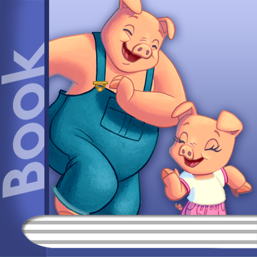 ABCmouse.com Big Pig and Little Pig