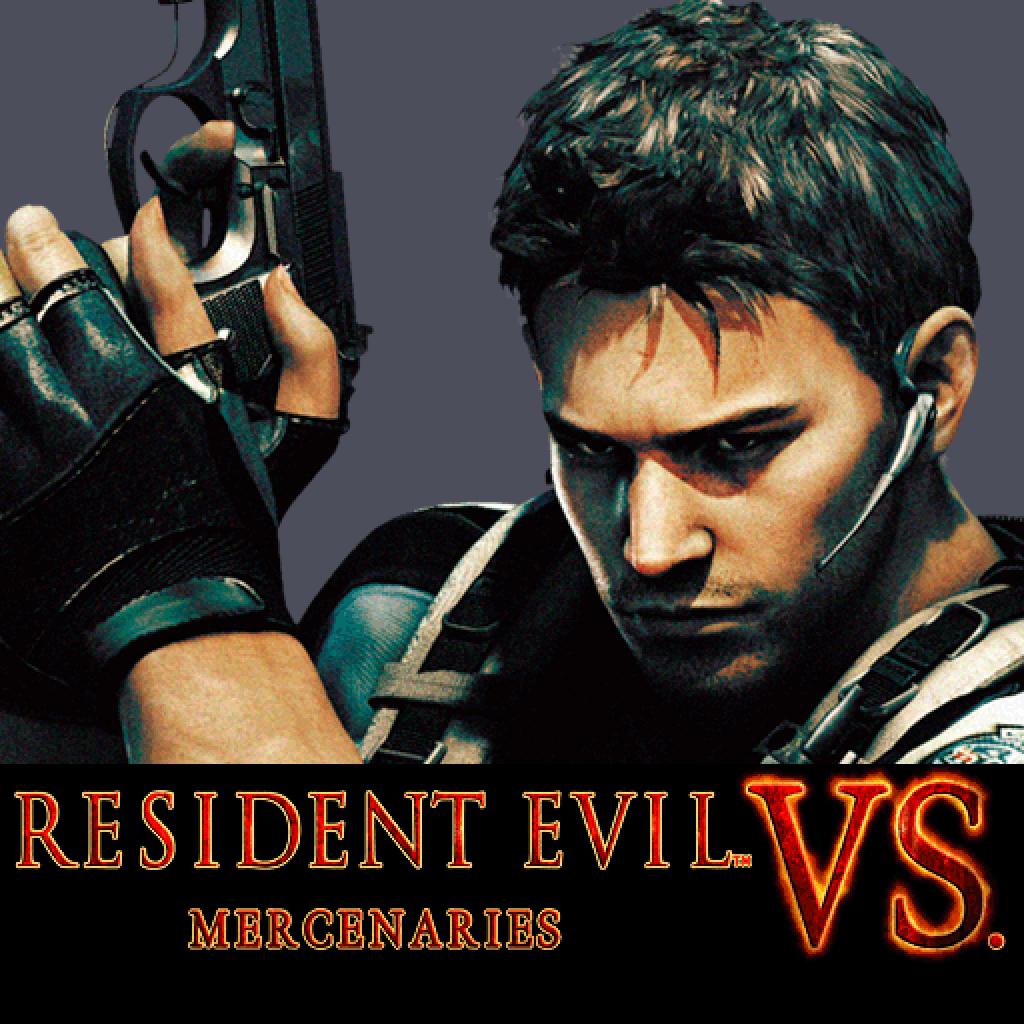 Resident Evil Mercenaries VS.