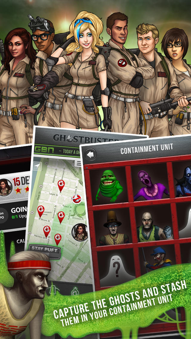 Ghostbusters™ Paranormal Blast: Augmented Reality screenshot-4