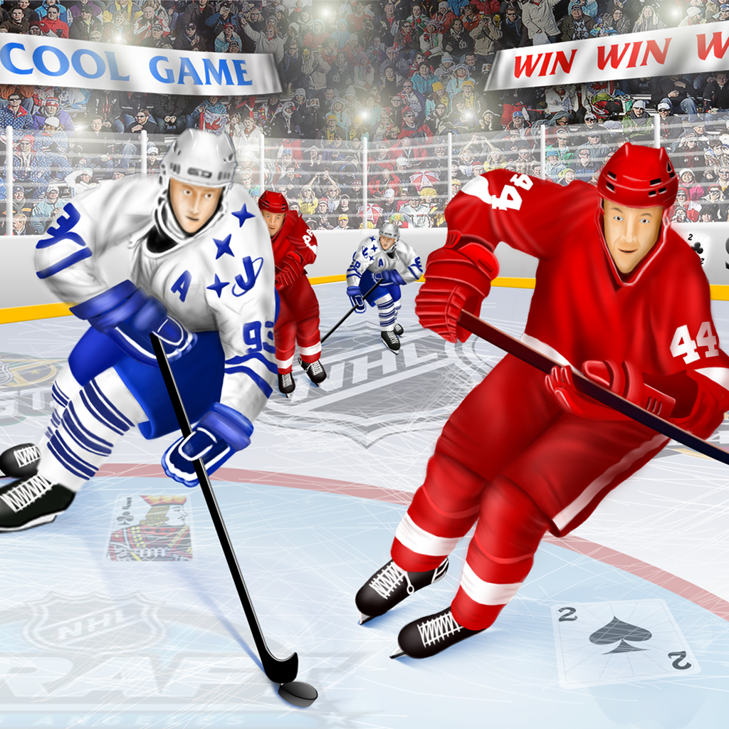 Hockey Klondike Solitaire