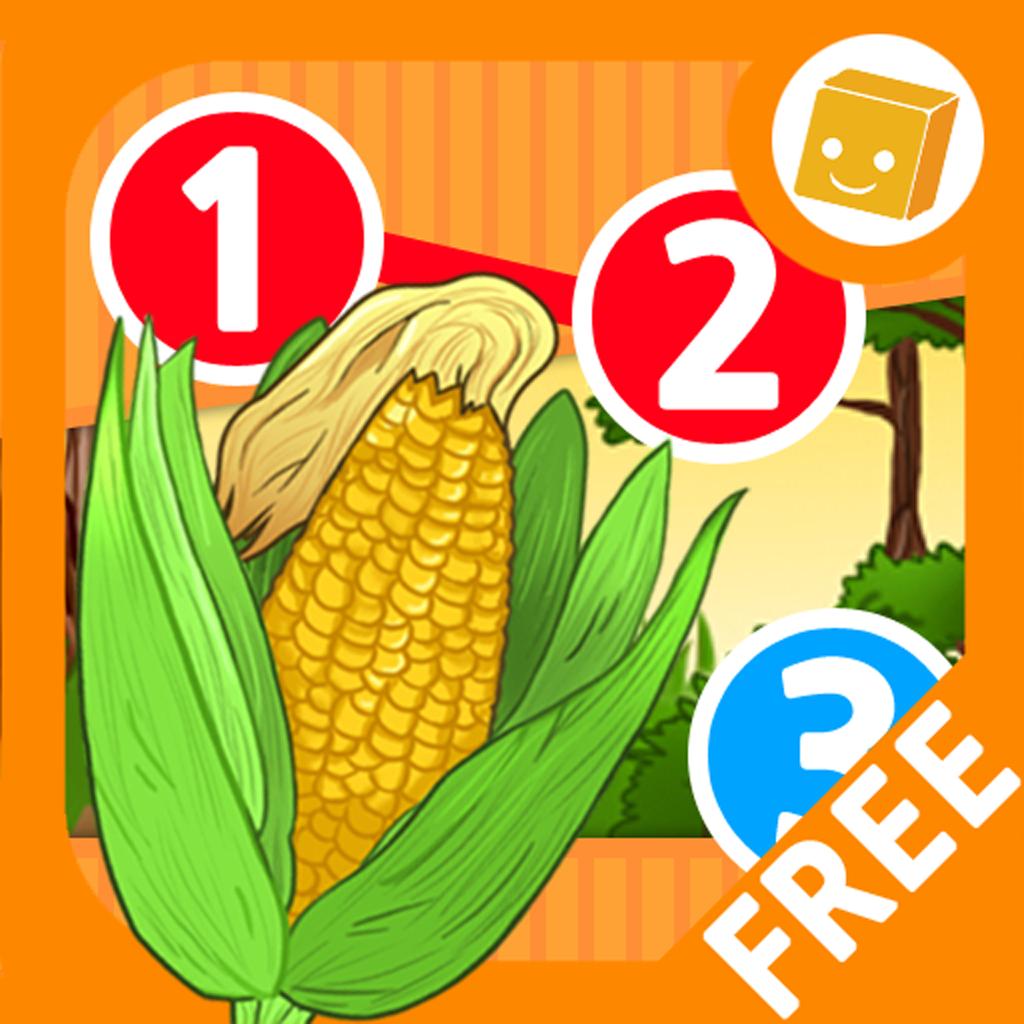 Vegatable Farm : KidsLink Free