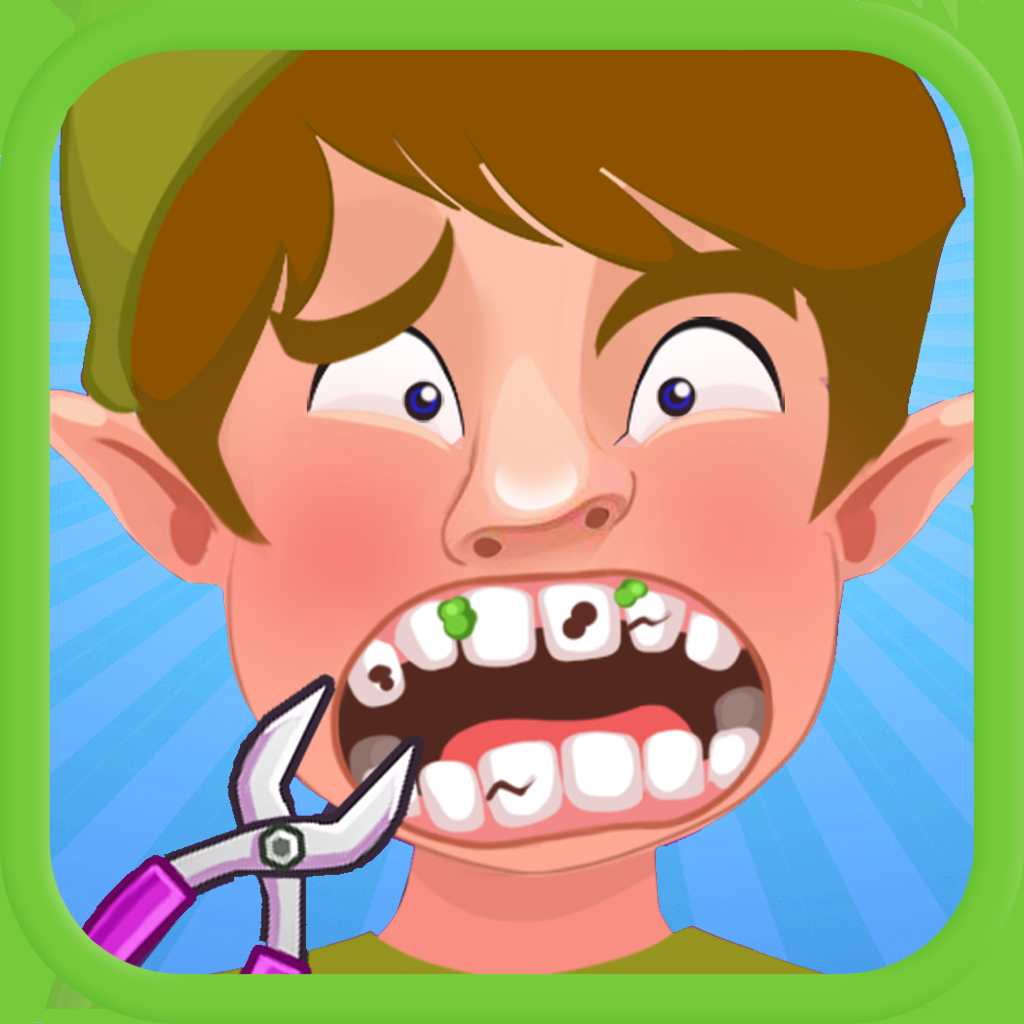 Magic Elf Teeth Doctor - Fantasy Fairy Dentist Office