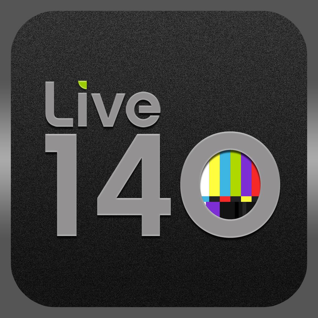 Live 140 - Tweet Streams for TV