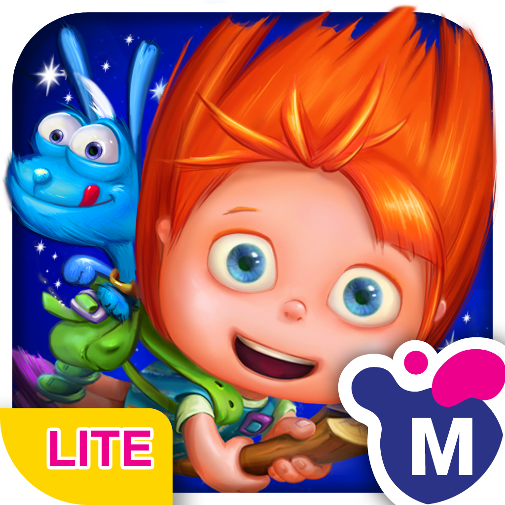 The Adventures of Evie and Ozzy: The Moon Tree Mystery LITE