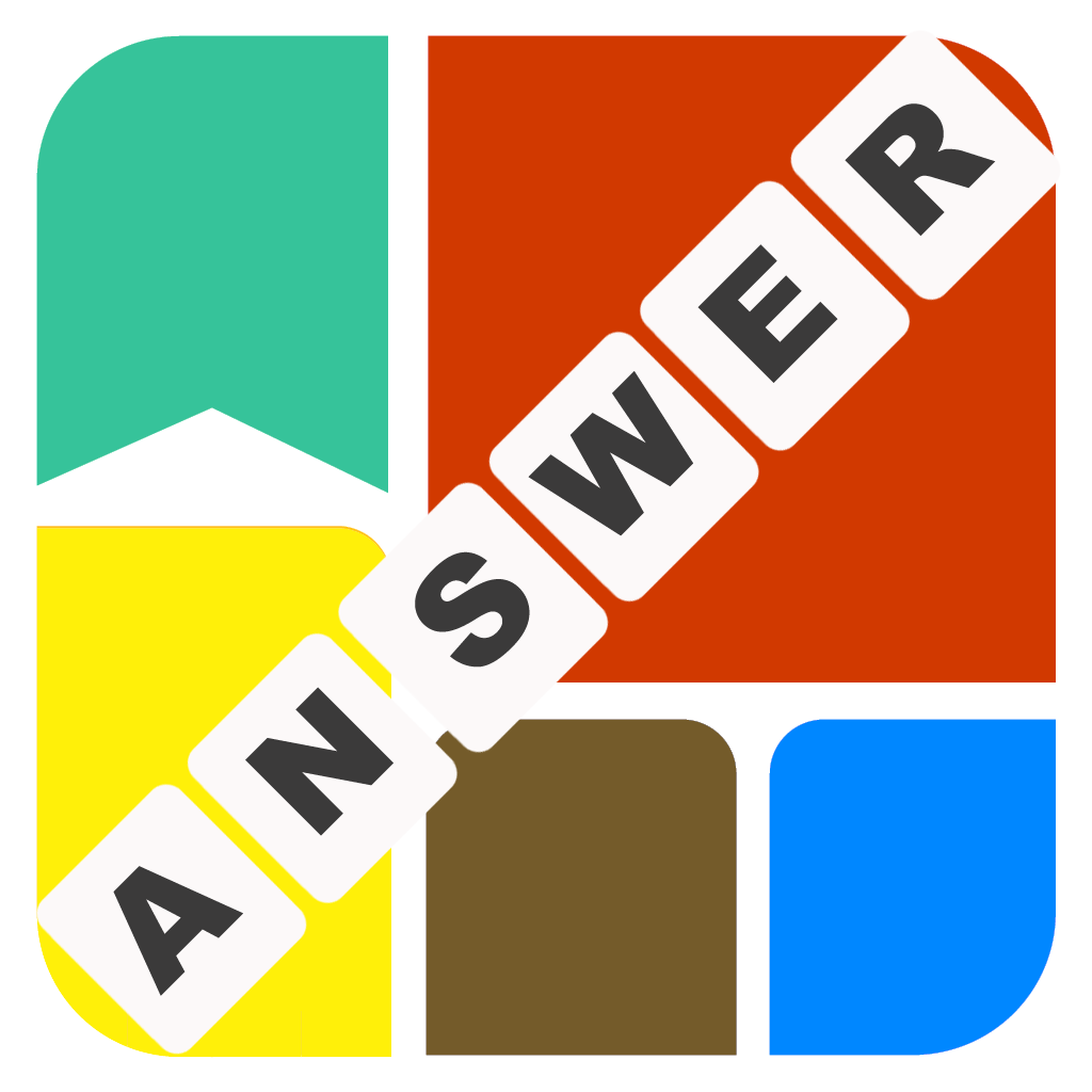 Answer for Icon Pop Quiz | iPhone Word games | by Jason Taylor