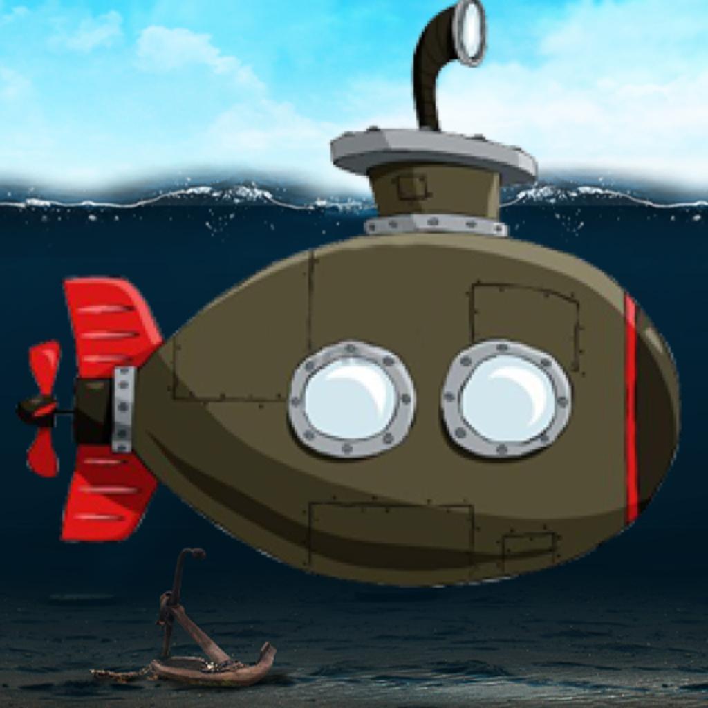 Cute Kids Submarine Dash