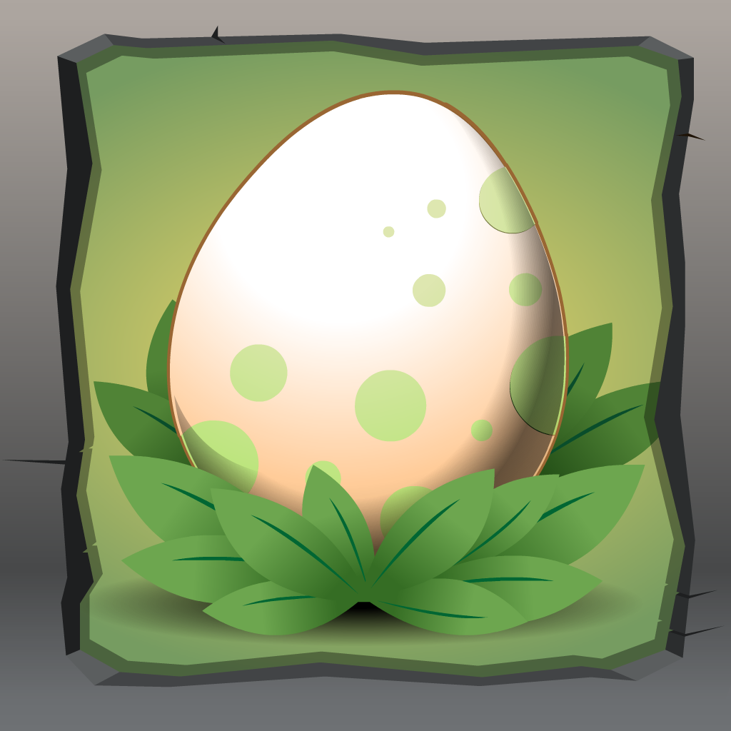 A Tamago Dino Egg- 1 Million Clicks Free Game icon