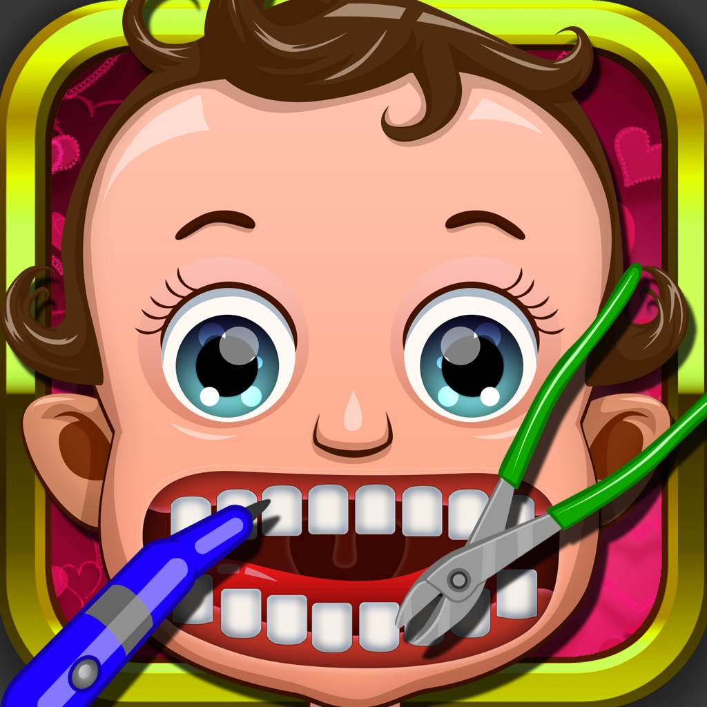 Awesome Baby Dentist Hospital - Fun Kids Games Mania for Girls