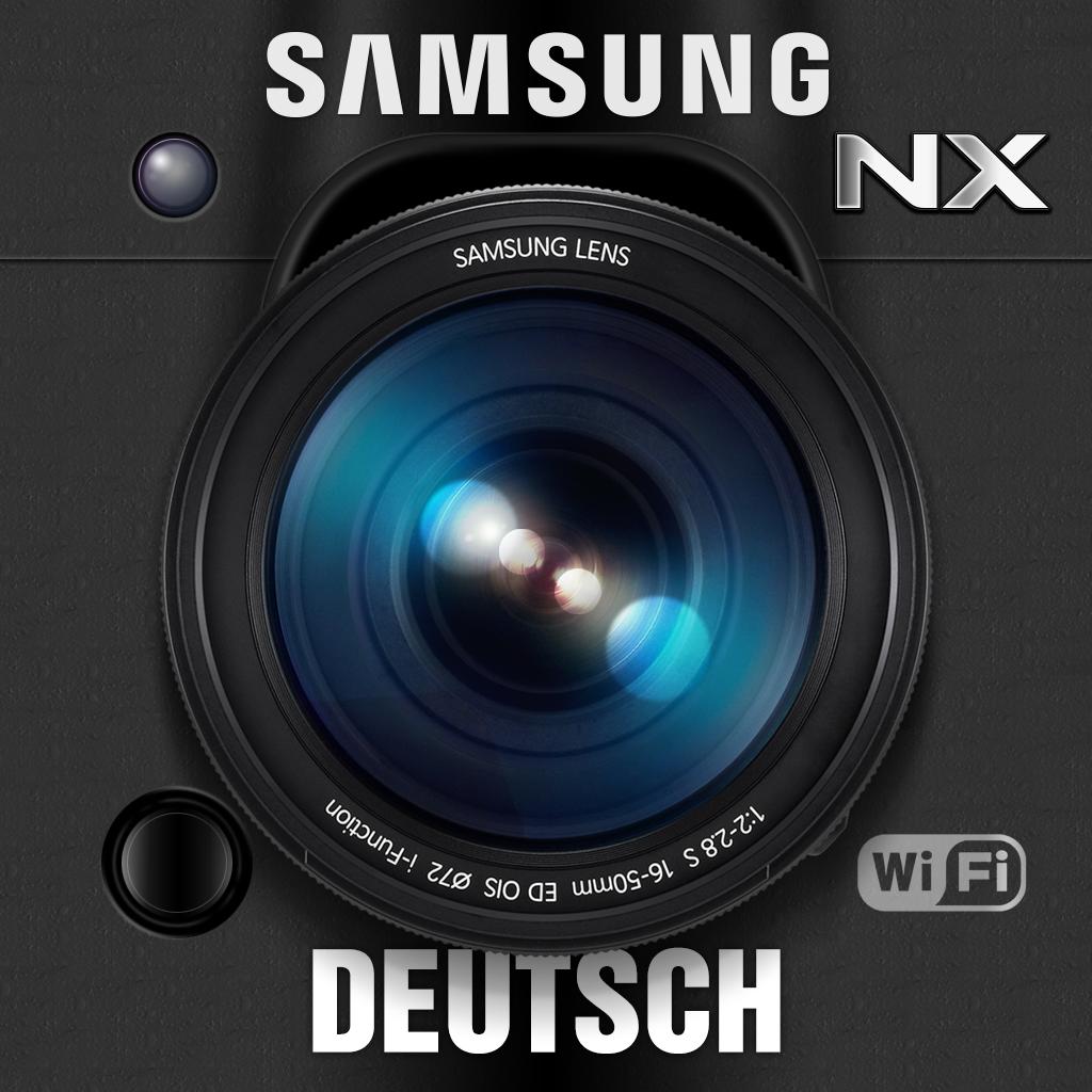 Samsung SMART CAMERA NX for iPad (German)
