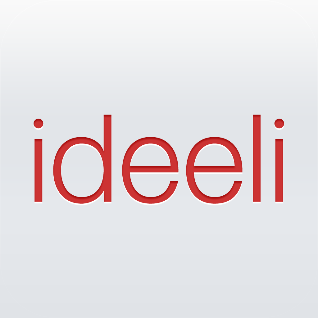 ideeli for iPad
