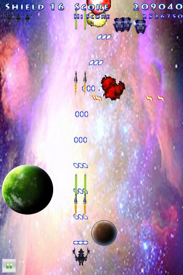 Galaxy Warfare Screenshot