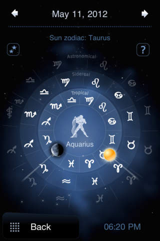 Deluxe Moon Free - The Best Moon Calendar - iOS Weather Apps