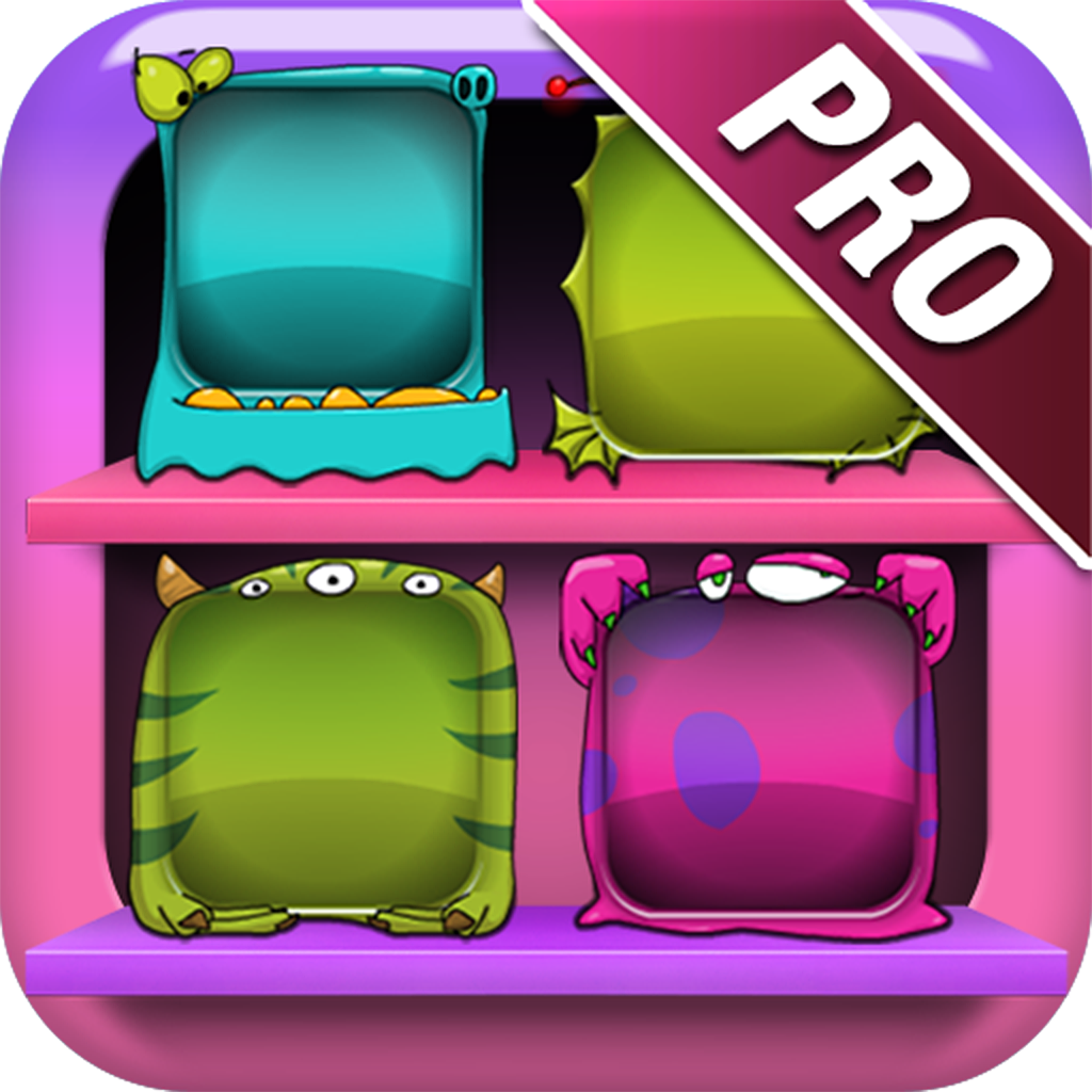 Cartoon Monster Home Screen Wallpaper Maker Pro Ios 7 Edition