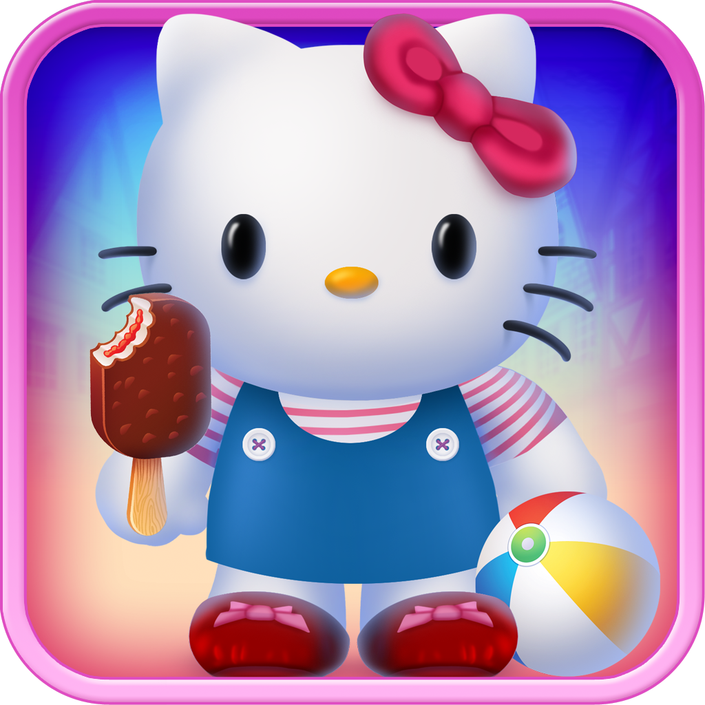 My Fashion Star Kitty - Fun Kids Dress Up - Free Edition