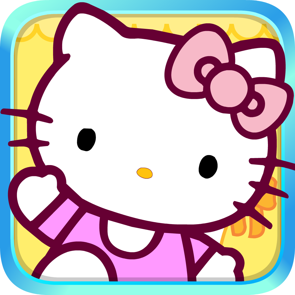 Hello Kitty Pets Room Decor icon