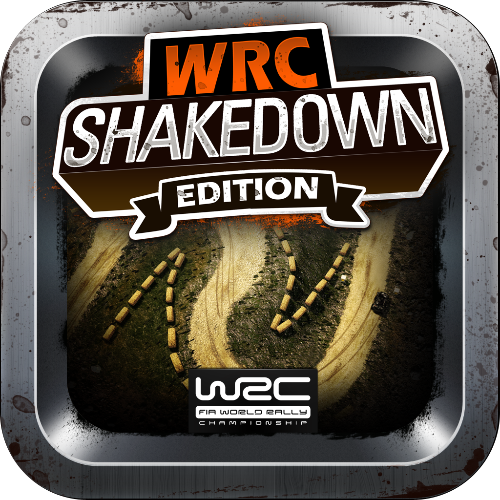 WRC Shakedown