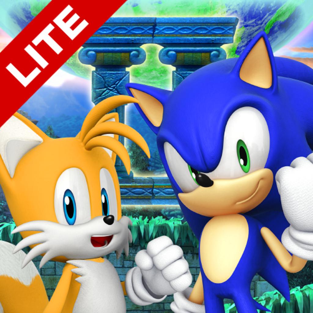 Sonic The Hedgehog 4™ Episode II Lite icon