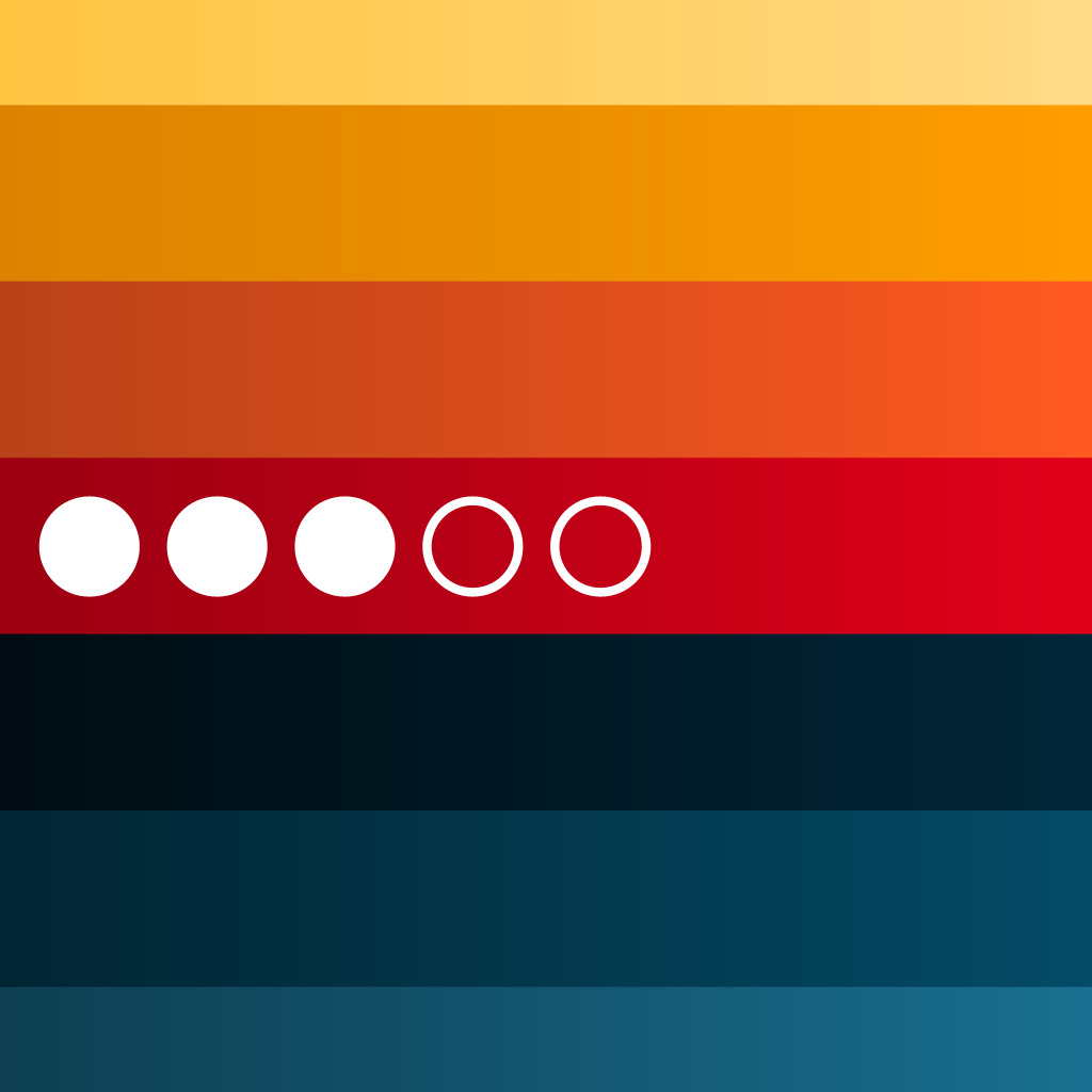 Color Status Bar - Custom Top Bar & Dock Overlays for Your Wallpapers